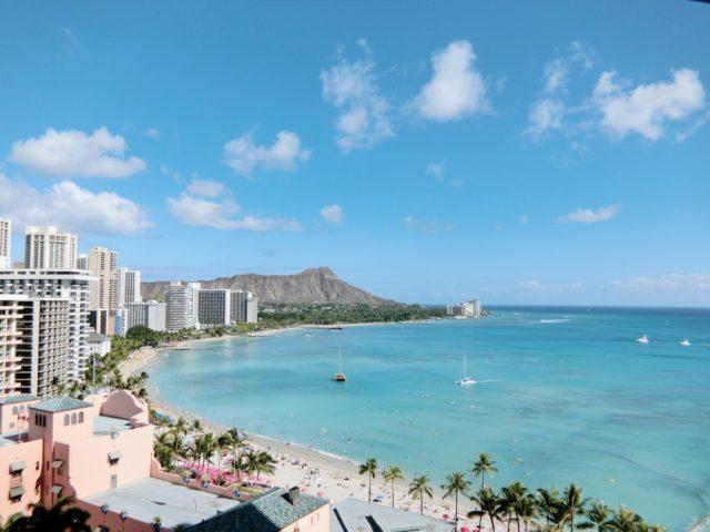【関空発】年末年始のハワイ