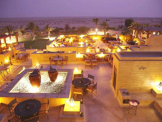 【関空発】砂漠のリゾートに泊まるドバイ