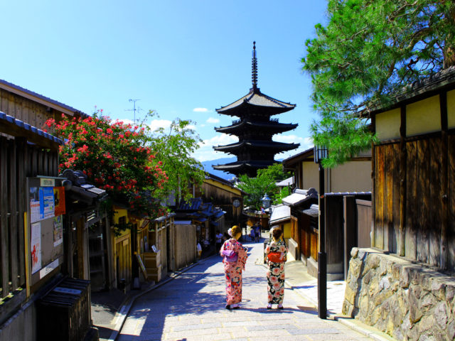 いつもと少し違った京都旅行